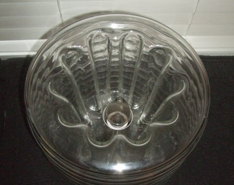 Toni Zuccheri Glass Table Lamp
