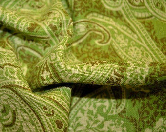 REMNANT LA1326 Sandon 303 Bayberry Fabric 55 inches x 5 yards