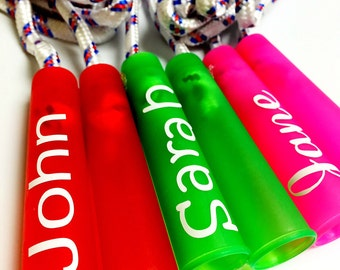 Personalized Jump Ropes