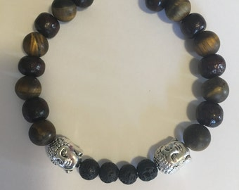 Balance and harmony diffuser bracelet