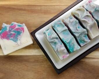 Magnolia &  Egyptian Jasmine Cold Process Soap