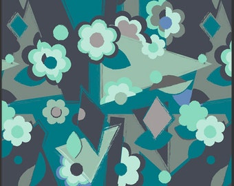 Art Gallery Urban Mod Picasso a la Blue -  UR 70013