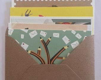 Pack of Postcards PostalKids