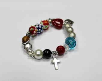 The Story of Jesus Bracelet the Most Beautiful Story in the World Handmade from Medjugorje
