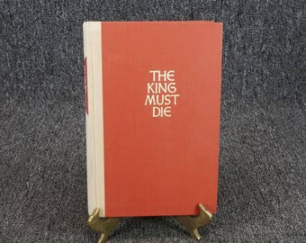The King Must Die By Mary Renault C. 1958