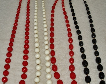 Flawless MONET LUCITE BEADS