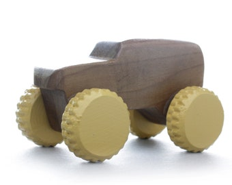 Wooden Toy Monster Truck, Wooden Toy Truck, Wooden Toy Car, Wood Toy Jeep, Wood Toy Truck, Wood Toy Car