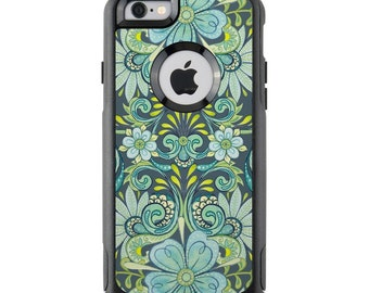 OtterBox Case Skin - Lydia by Nicole Tamarin - Sticker - iPhone 4/5/6/6+/7/7+, Galaxy S4/S5/S6/S7, Note 3/4/5