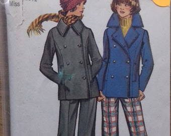 Simplicity 5253 Misses Jacket and Pants