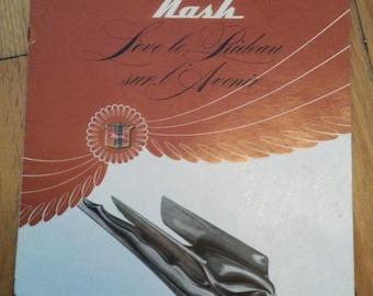 NASH 1947 brochure