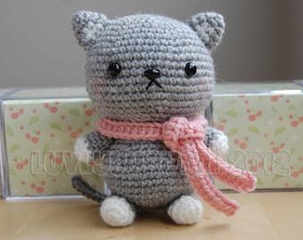 Kitty Amigurumi Pattern