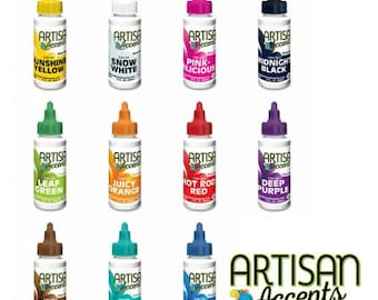 Artisan Gel Color 11 colors available