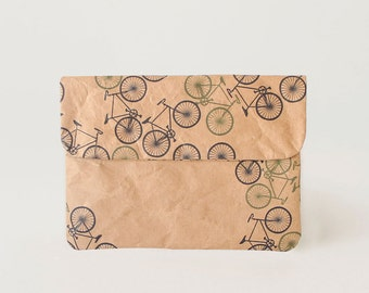 Forest Bikes Mini Paper Sleeve