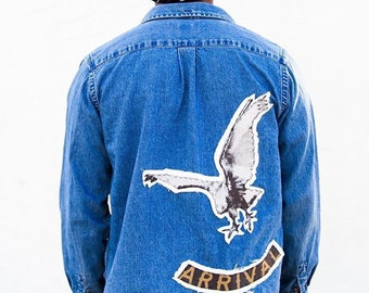 Custom Patched Jackets