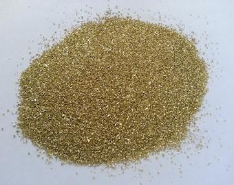 German Glass Glitter - Bright Gold