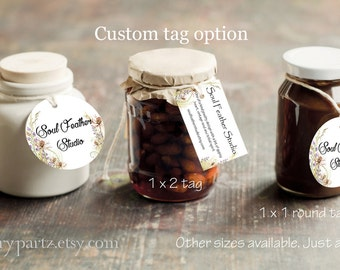 PRAIRIE•Custom Tags•Labels•Earring Display•Clothing Tags•Custom •Boutique Card•Tags•Custom Tags•Custom Labels
