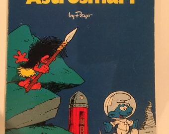 Vintage Comic - The Astrosmurf!