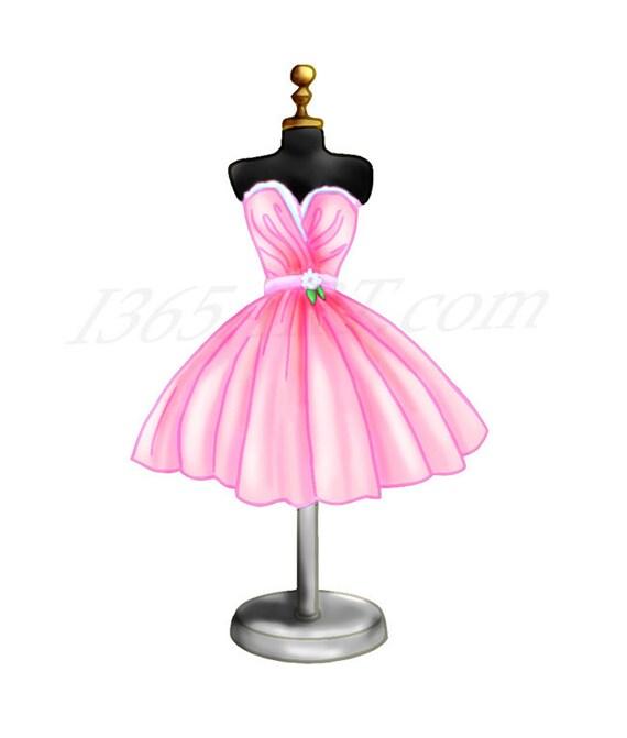50 off dress clipart dress clip art dresses fashion rh etsy com dress clipart panda dress clipart outline