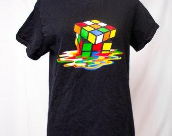 Graphic Tee  Rubik's Cube