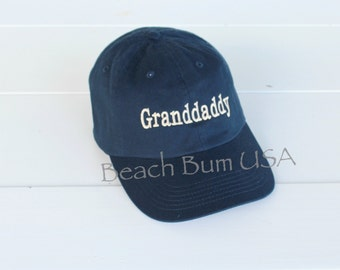 Custom Baseball Caps Classic Dad Cap, Personalized Embroidery Hat bio washed Monogram Gifts
