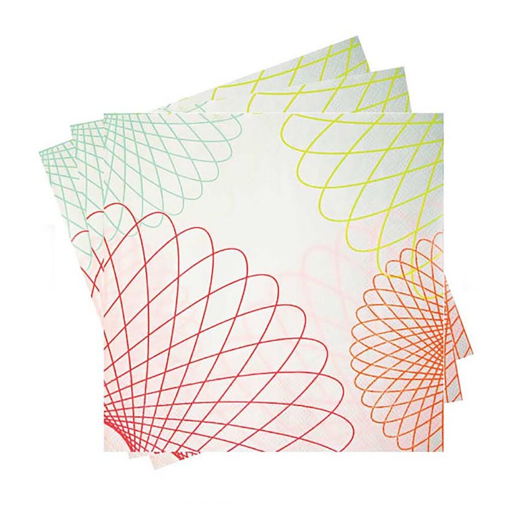 $5.50  sc 1 st  Etsy Studio & Neon Party Plates -Small | Paper Plates Unicorn Party Tropical Fruit ...