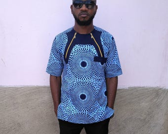 Dashiki shirt, African Print shirt, Ankara shirt, Men's shirt, African Wear, African wear , Ankara shirt for men, Angelina wear,Men outfit