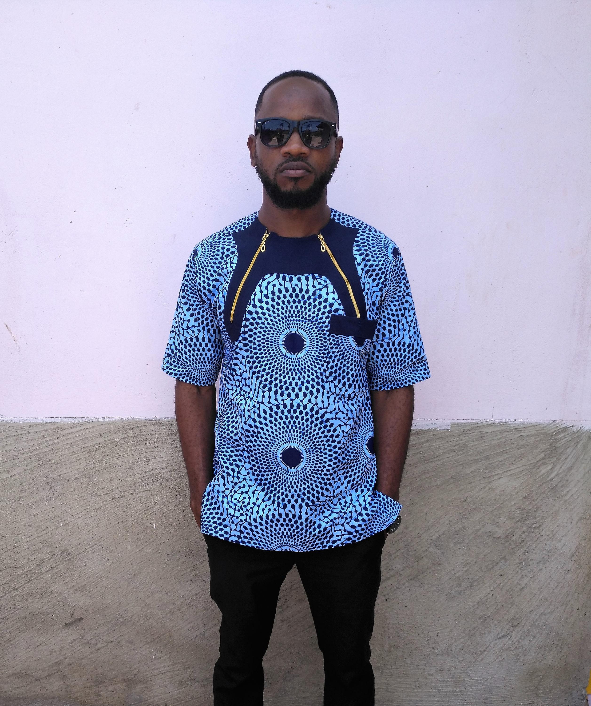 African Print shirt Ankara shirt Men\'s shirt African