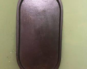oval griddle 1900