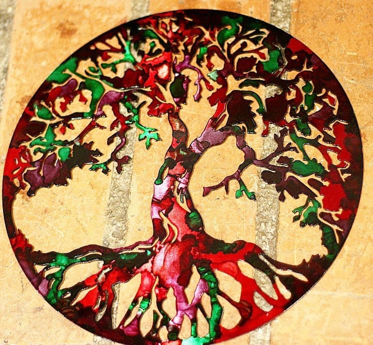 Tree of Life Tree wall art Tree Art Wall art Metal Tree of