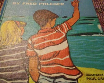 The Whales Go by -Children's book by Fred Phleger