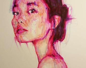 Pinkish Lady