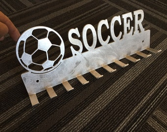 Soccer Medal Hanger