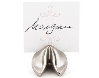 Fortune Cookie Place Card Holders (Pack of 8) Asian Chinese Wedding Reception Supplies