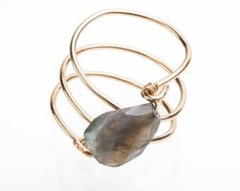Other Labradorite ring
