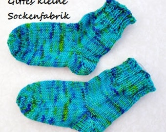 Knitted Socks 14/15