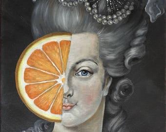 Orangina Marie Antoinette
