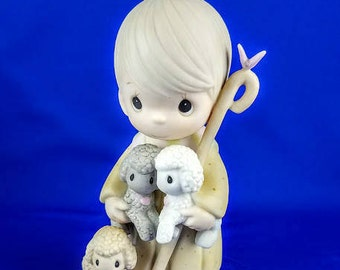 We Belong To The Lord Precious Moments Figurine