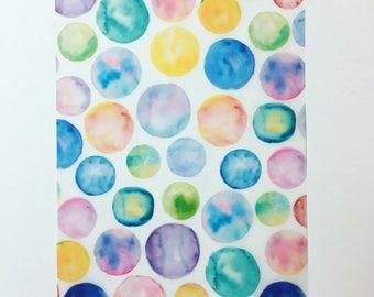 Watercolour creative/art journalling paper