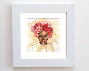 Original Painting - Adorn Her