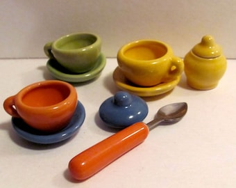 Miniature Dishes