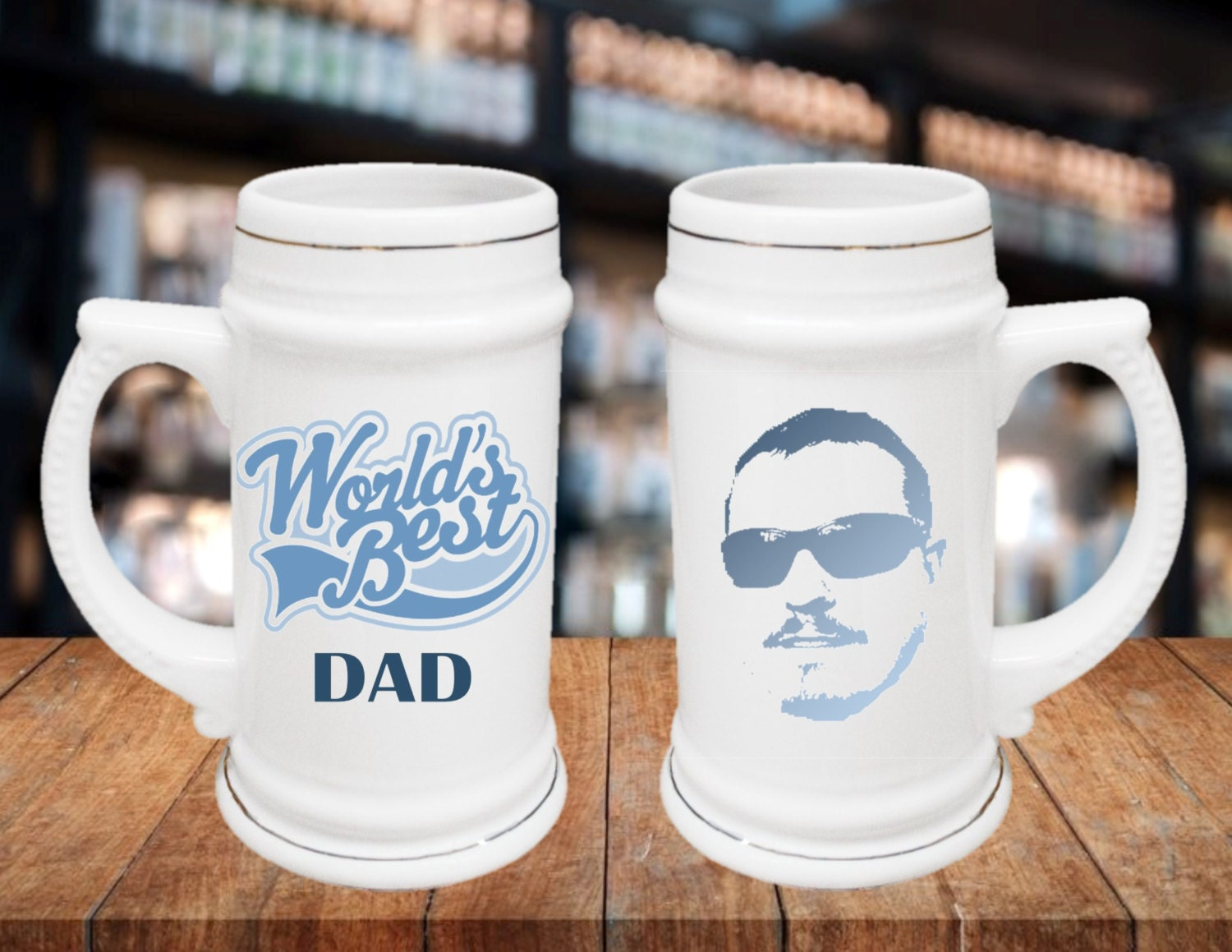 Worlds Best Dad Gift Ideas, Father Gift Idea, Worlds Best Dad ...