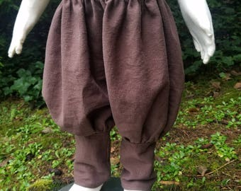 Baby Linen Viking Pants- size 12 months