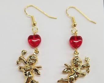 Cupid Earring Kit (1 Pair)
