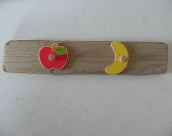 Coat rack / nursery drift wood