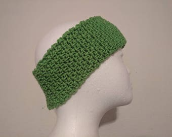 Made to order crochet ear warmer headband