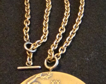 1972 Munich Germany Olympics Medals Set 'Gold/Silver/Bronze' Medals with the Chain !!!