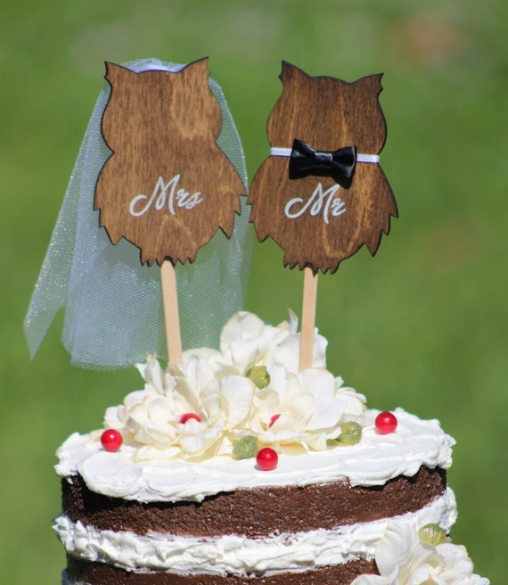 Owl Cake Toppers Canada