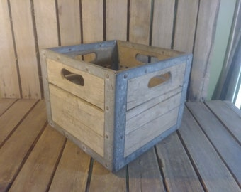 Whiting Milk Crate 1962