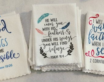 Variety Pack Prayer Cloths (20)