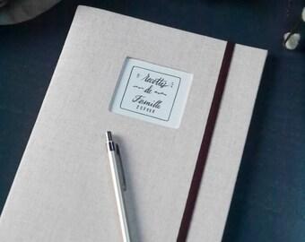 custom recipe book, blank cookbook binder, blank recipe book binder, personalized recipe binder, custom christmas gift for mom, gift for her